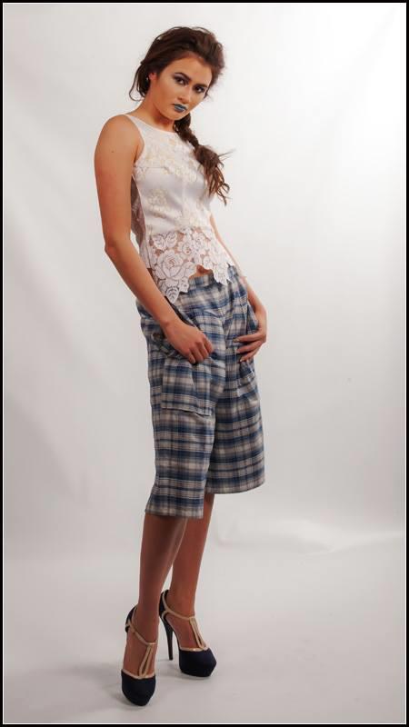 Picture of lace vest